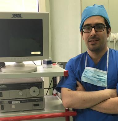 دکتر کیوان آقا محمدپور