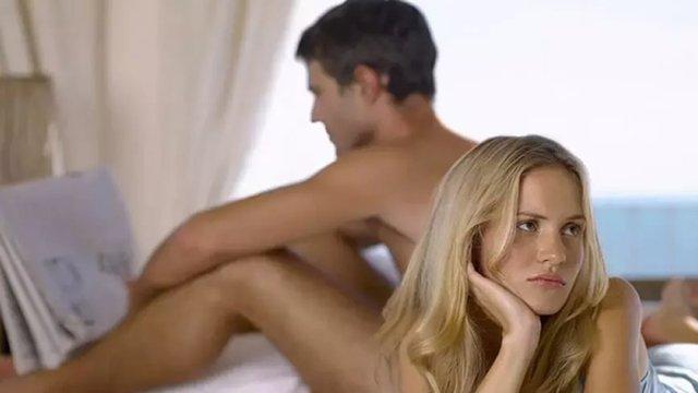 ناتوانی جنسی در رابطه