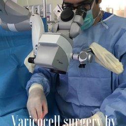 جراحی میکروسکوپی واریکوسل